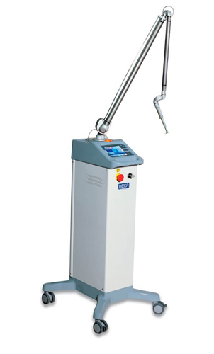 laser dental unit